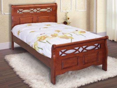 Кровать 0.9-966-WSR-BW