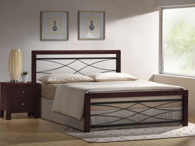 Кровать 2-сп.1.4-338