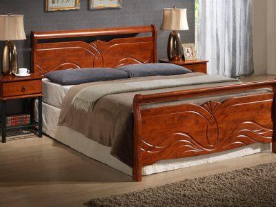 Кровать 1.6-838-WSR-BW