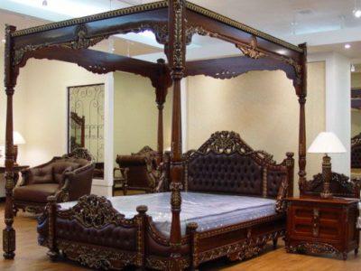 Кровать 2-сп.BS-802-3B