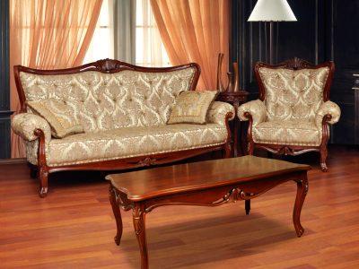 Диван и кресло Д.FS-05