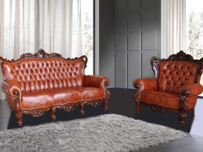 Диван и кресло Палермо-1