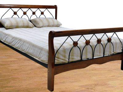 Кровать 2-сп. PS810-1a