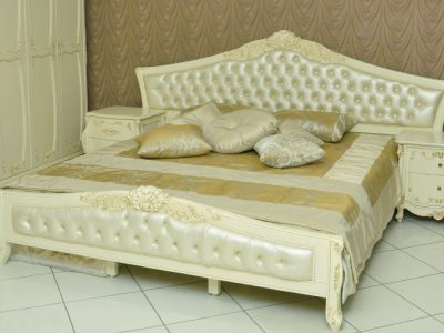 Кровать Флоренция -1(ВВ-02-09-W)