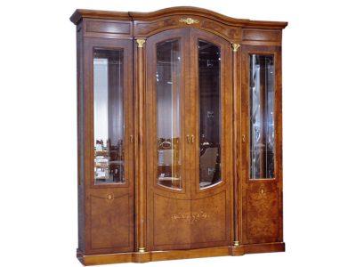 Шкаф витрина 4-дв.5552-7
